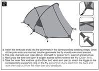 Snugpak Scorpion 2 - 2 Man Tent